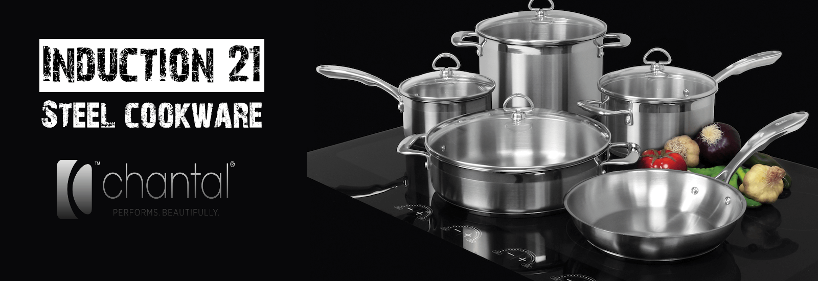chantal Induction Cookware
