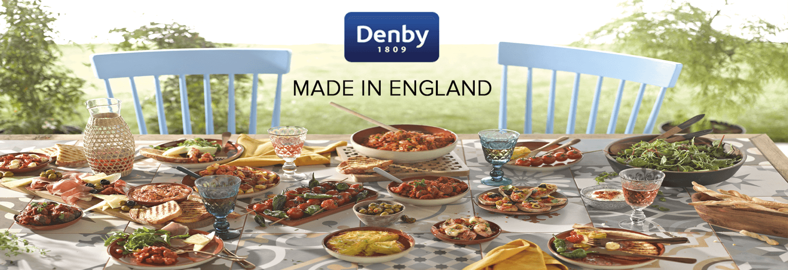 denby MAde in England