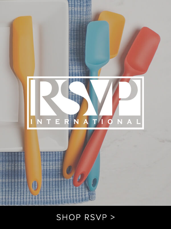 DASALLAS RSVP INTERNATIONAL COOKS TOOLS