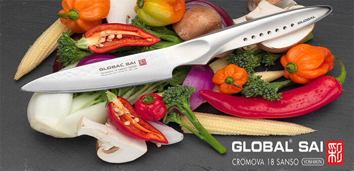 Global Knives SAI Series
