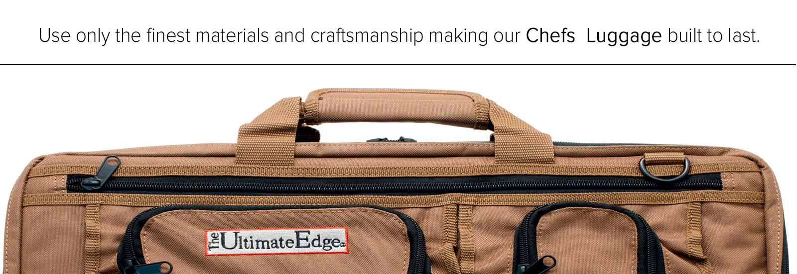 The Ultimate Edge Chef Luggage