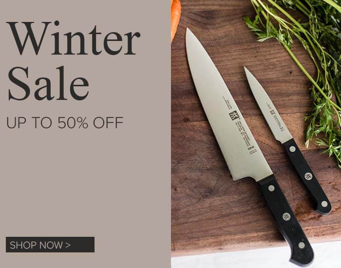 Zwilling J.A Henckels winter Sale