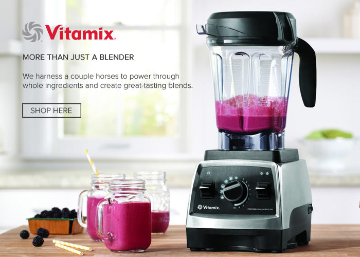 vitamix more that just a blender