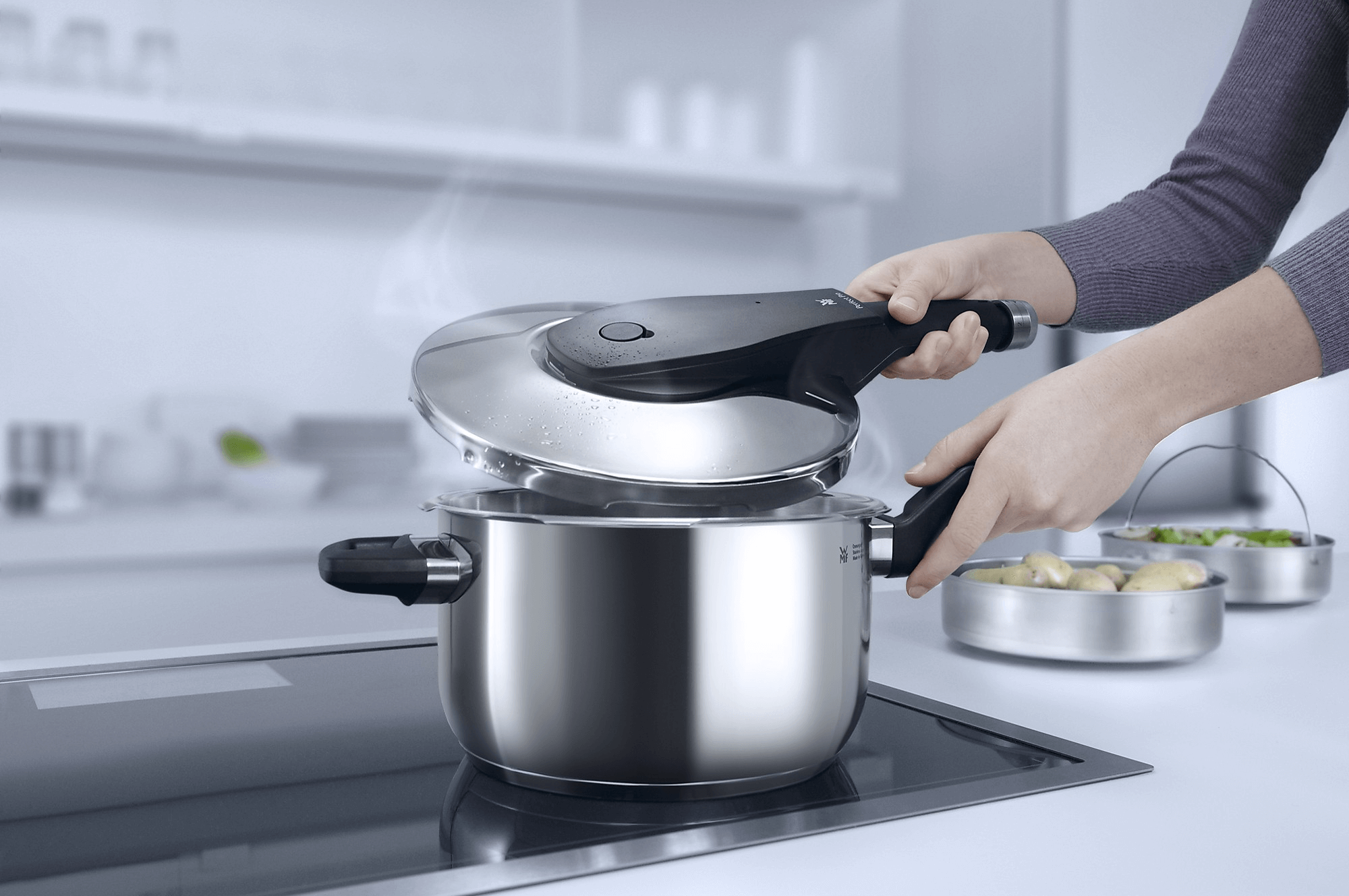 WMF Pressure cookers