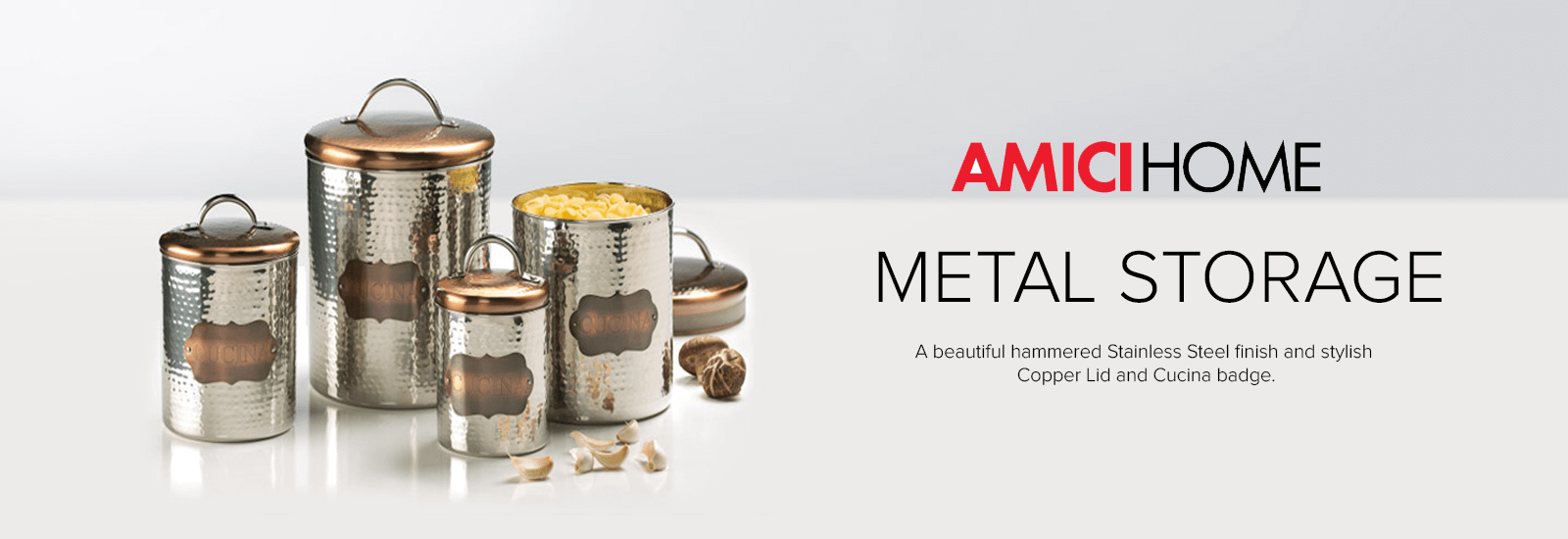 Amici Home Metal Storage