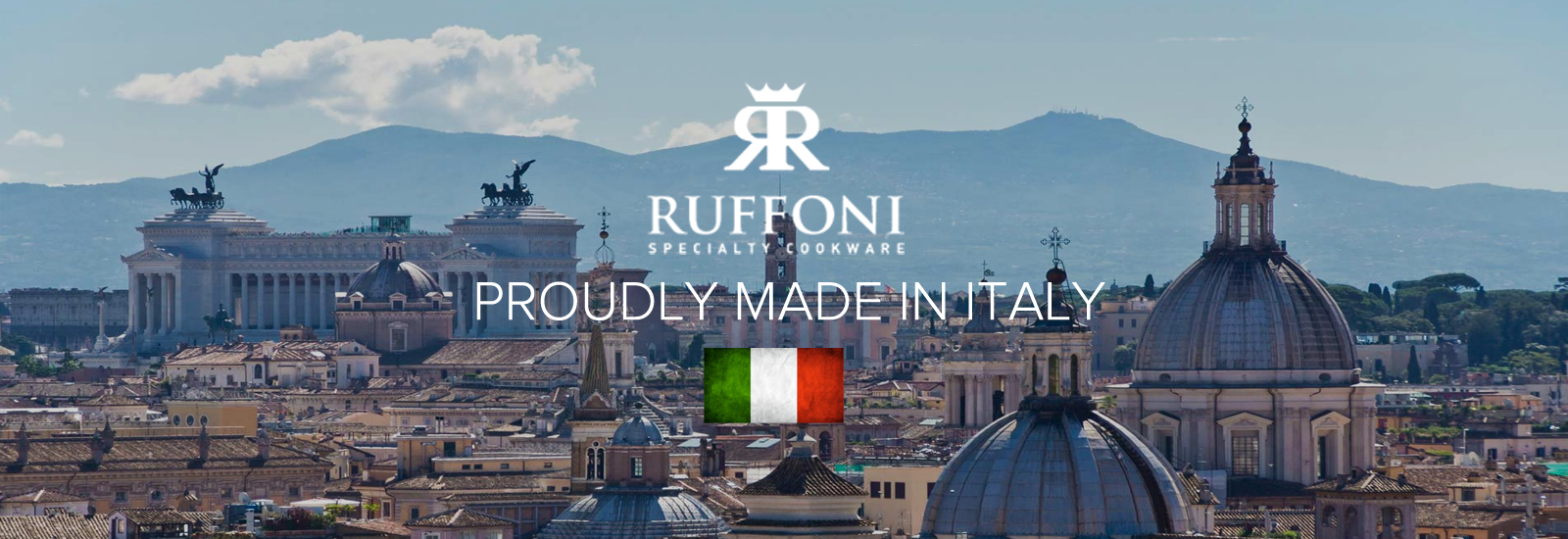 ruffoni MADE IN ITALY