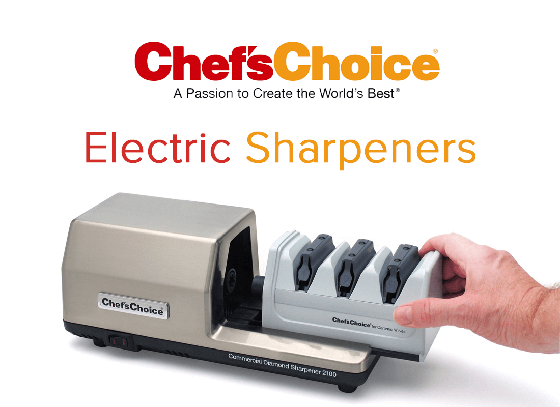 chef's Choice Sharperners