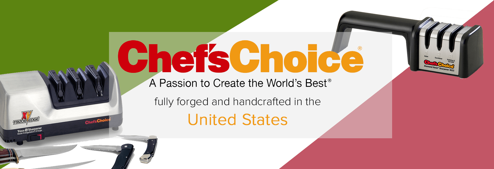 chef's Choice MADE IN USA