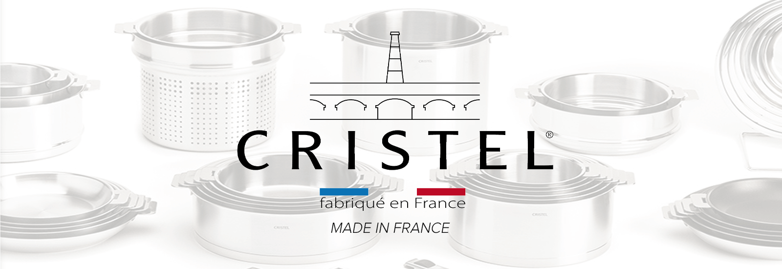 Cristel Made in France