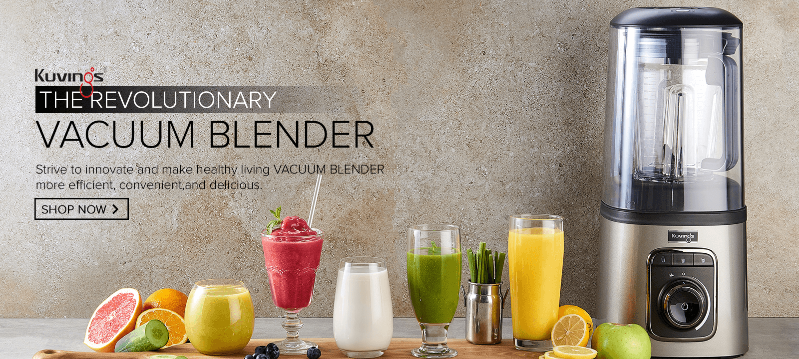 Kuving Vacuum Blender