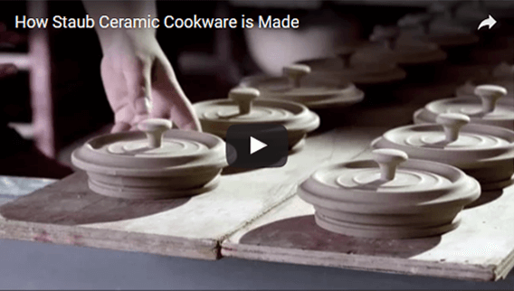 How STAUB Ceramic Is Made