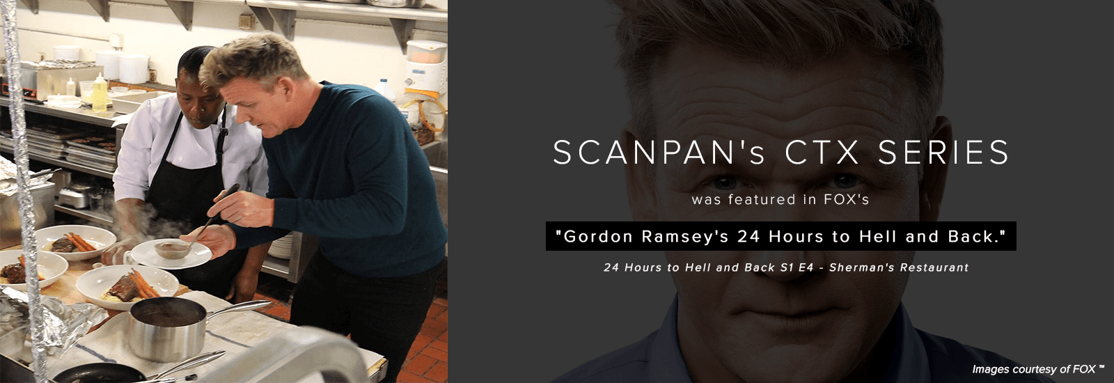 Scanpan's CTX Series | Gordon Ramsey