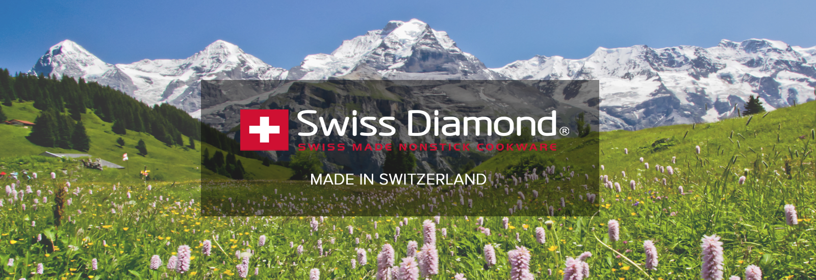 Swiss Diamond Banner
