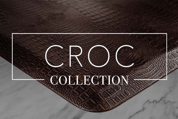 wellnessmats croc collection
