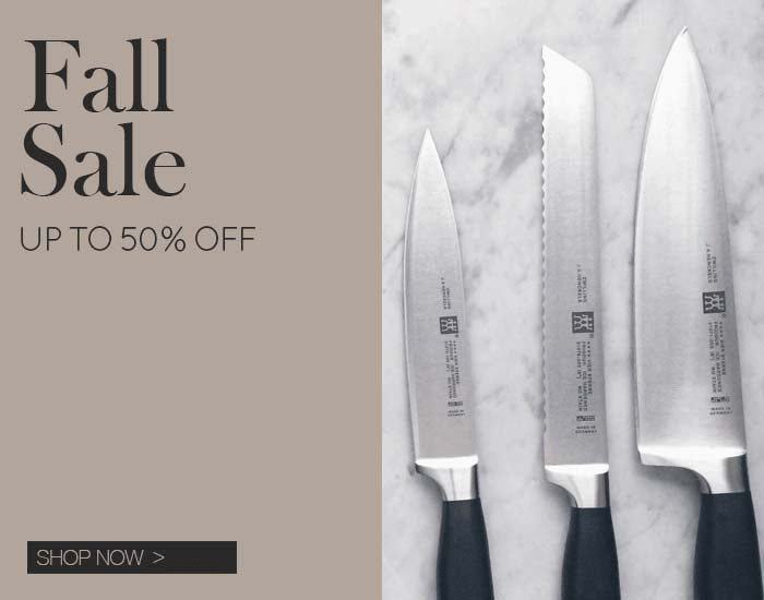 Zwilling J.A Henckels Fall Sale
