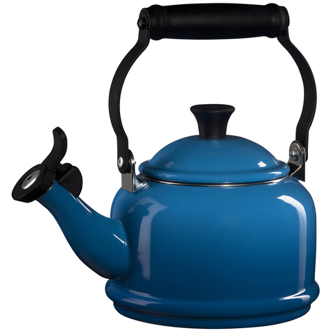 LE CREUSET 1.25-QUART DEMI KETTLE - MARSEILLE