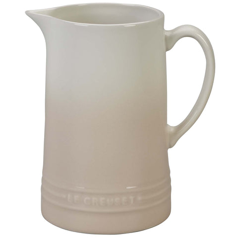 LE CREUSET 1.6-QUART PITCHER - MERINGUE