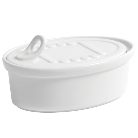 Matfer Bourgeat Petit Oval Box with Lid