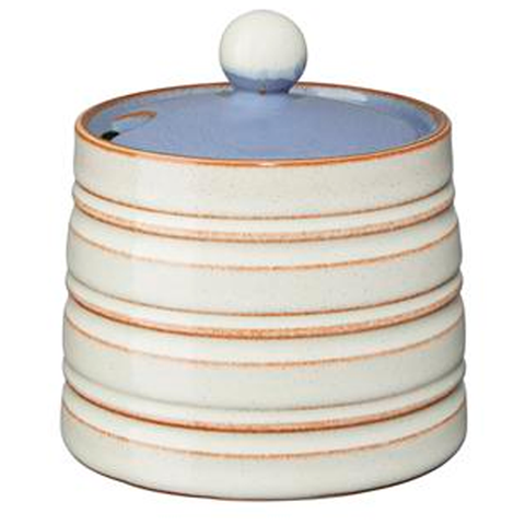 Denby Heritage Fountain Cover Sugar