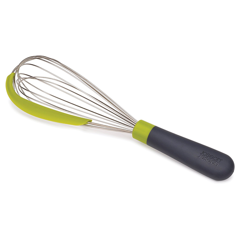 JOSEPH JOSEPH WHISKLE™ 2-IN-1 WHISK WITH BOWL SCRAPER