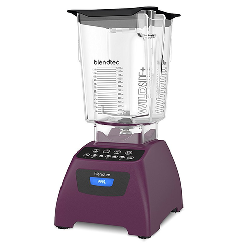 Blendtec Wildside+ Classic 575 Blender - Orchid