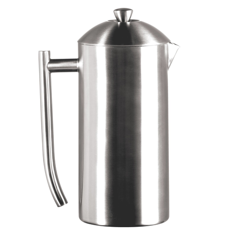 FRIELING 36-OUNCE FRENCH PRESS - BRUSHED FINISH