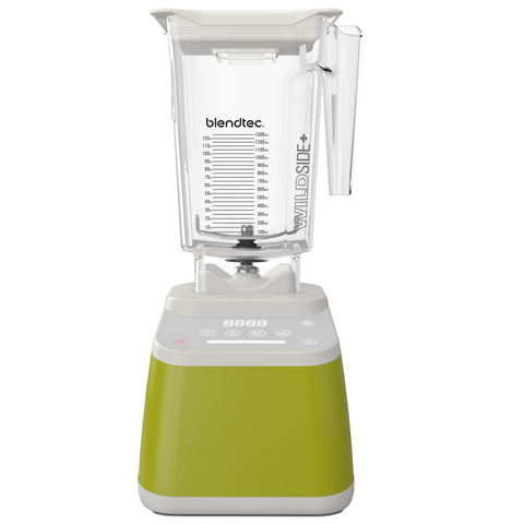 BLENDTEC DESIGNER 625 WILDSIDE+ JAR - CHARTREUSE