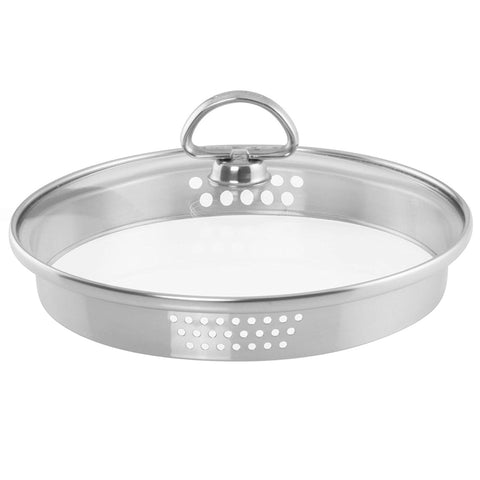 Chantal 19 cm Strainer Glass Lid (for SLIN35-P18)