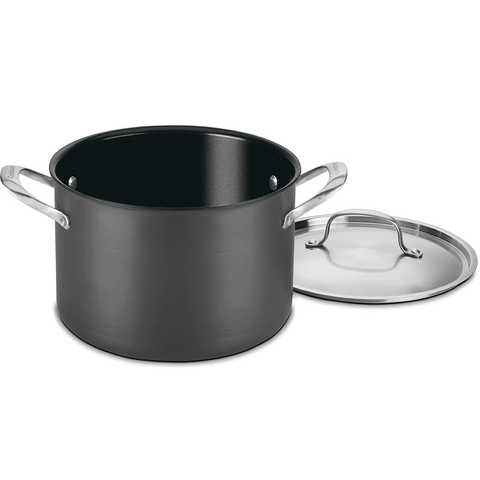 CUISINART 6-QUART STOCKPOT WITH COVER