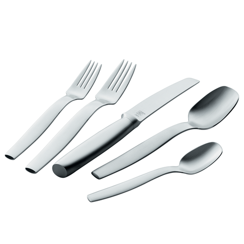 ZWILLING CORVUS 5-PIECE PLACE SETTING