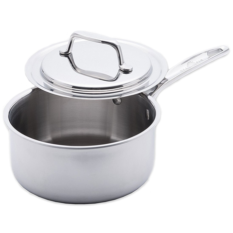 USA PAN 7'' SAUCE PAN WITH COVER