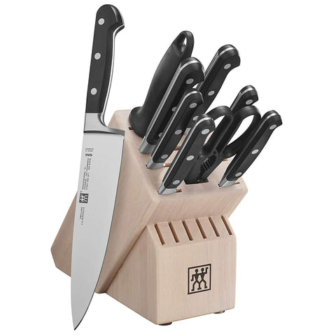 Zwilling J.A. Henckels Professional S 10-Piece Knife Block Set