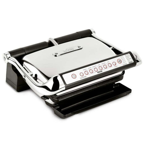ALL-CLAD INDOOR ELECTRIC GRILL WITH AUTOSENCE