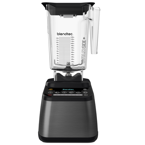 BLENDTEC DESIGNER 725 WILDSIDE+ JAR - GUNMETAL