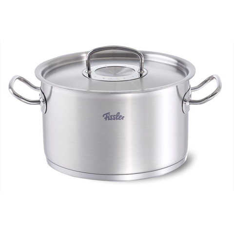 Fissler Original Pro Collection 10 Quart High Stew Pot