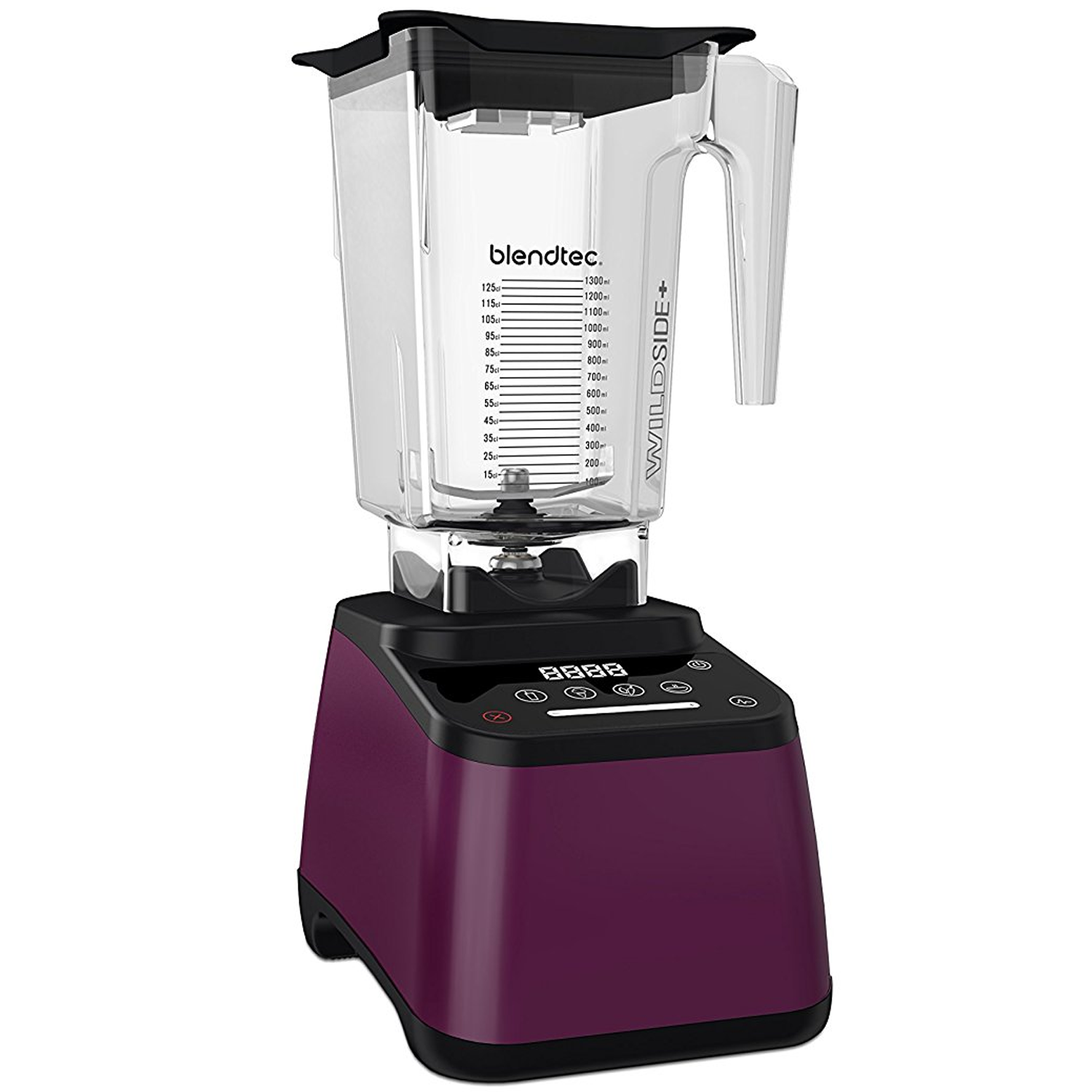 Blendtec Designer 625 with 90 oz WildSide+ Jar, Orchid