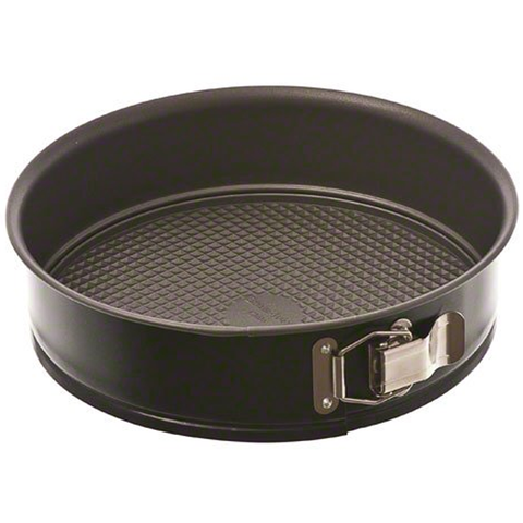 BROWNE 9'' NON-STICK SMOOTH SIDED SPRING FORM CAKE PAN