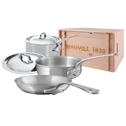 MAUVIEL M'COOK 5-PIECE COOKWARE SET