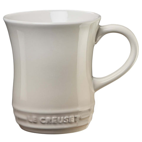 LE CREUSET 14-OUNCE TEA MUG - MERINGUE