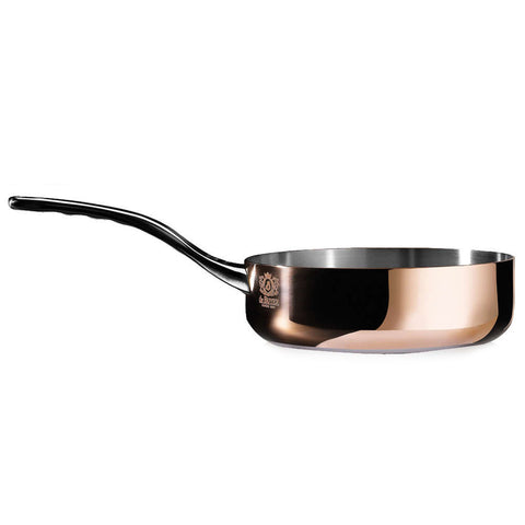 Debuyer Prima Matera 1.1-Quart Copper Sauté Pan