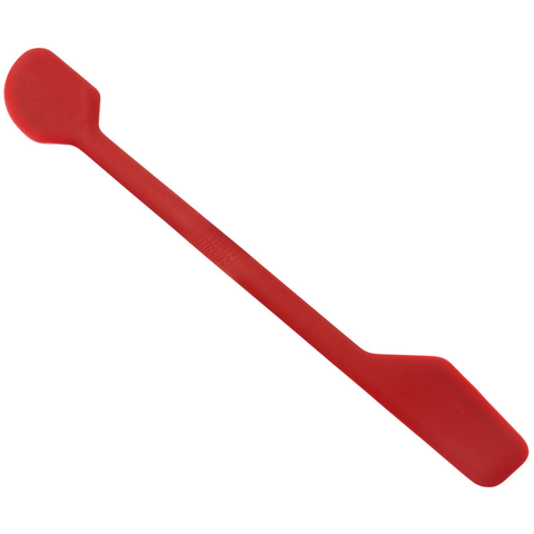 KUHN RIKON DOUBLE SPATULA - RED