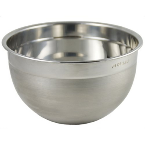 TOVOLO 3.5-QUART STAINLESS STEEL MIXING BOWL