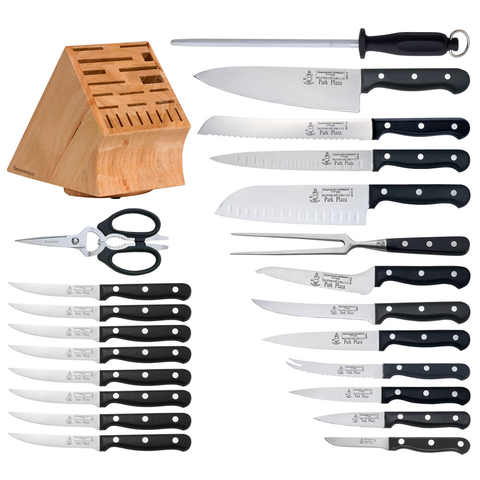 MESSERMEISTER PARK PLAZA 23-PIECE ULTRA BLOCK SET