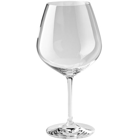 ZWILLING PREDICAT 6-PIECAT BURGUNDY GRAND WINE GLASSS SET