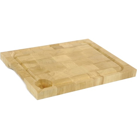 BERARD  11'' OLIVE-WOOD HANDCRAFT CUTTING BOARD