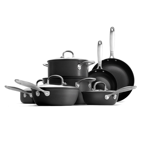 OXO GOOD GRIPS NON-STICK PRO 12-PIECE COOKWARE SET