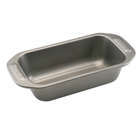 CIRCULON 9'' X 5'' LOAF PAN, GRAY