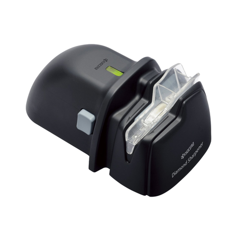 Kyocera Advanced Diamond Hone Knife Sharpener for Ceramic and Steel Knives