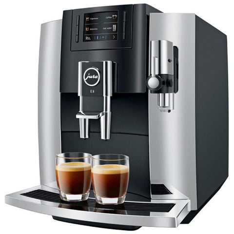 Jura E8 Automatic Coffee Machines