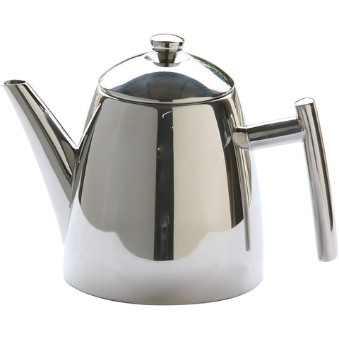 Frieling Primo 14-Ounce Teapot w/ Infuser - brushed finish